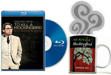 To Kill A Mockingbird 50th Anniversary Blu-Ray & Book Lovers Mug & Movie Set