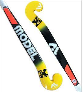 MODEL Goalie hockey stick 50% Carbon Fiber Compo X3 Zig Zag goalkeeping shaft