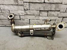 VAUXHALL ASTRA H Mk5 CDTI Z17DTH 1.7 Deisel Exhaust EGR Cooler & pipe