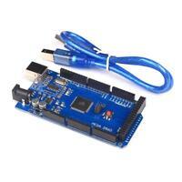 ATmega2560-16AU ATMEGA16U2 Board+USB Cable für Arduino MEGA2560 R3 Nice^