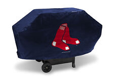 Boston Red Sox BBQ Grill Cover Deluxe