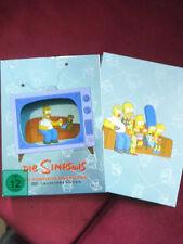 Die Simpsons  Season 2  Collectors Edition TOP ZUSTAND im Schuber