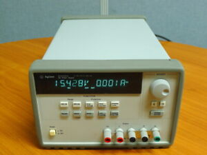 Agilent E3632A DC Power Supply, HP, Keysight