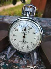 Soviet USSR stopwatch Zlatoustovsky ZChZ