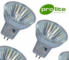 Pro Lite 35w Halogen Dichroic Lamp MR11 12v 10 deg beam angle M265 GU4 (20 Pack)