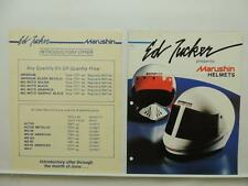 Marushin Dealer Motorcycle Helmet Catalog Price List MG-80 MZ-GX L9221