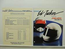 Marushin Dealer Motorcycle Helmet Catalog Price List MG-80 MZ-GX L9221
