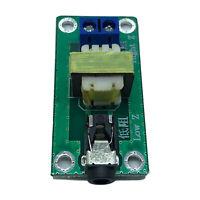 Radio Electronics Production High Impedance Headphones Audio Impedance