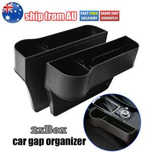 Multifunctional Car Gap Organizer Seat Storage Box Auto Interior Decoration