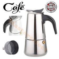 aluminium Italienne Machine à café MONIX m620009 9 Découpe