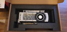 NVIDIA GeForce GTX 780 Ti Founders Edition 3GB GDDR5 Grafikkarte wie Neu