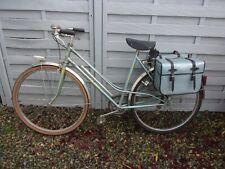vélo vintage marque SYLLA avec 2 sacoches bon état éclairage dynamo