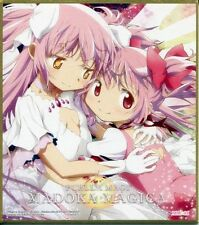 Puella Magi Madoka Magica Autograph Board Shikishi Art Ultimate Japan Anime Cute