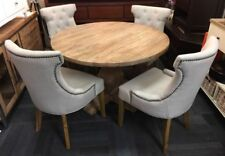 Oval Bentwood Dining Furniture Sets