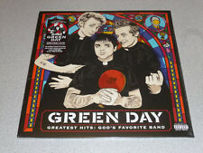 Green DAY-Greatest Hits-God 's Favorite Band - 2lp VINYL // NUOVO & OVP