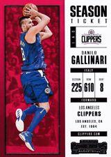 DANILO GALLINARI 2017-18 PANINI CONTENDERS Basketball cartes à collectionner,#65