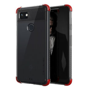 For Google Pixel 2 XL Case | Ghostek COVERT2 Ultra Slim Clear Silicone TPU Cover
