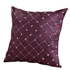 Geometric Plaid Home Office Sofa Bed Decor Throw Cushion Cover Pillow Cases Hot