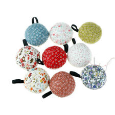 1Pc Ball Shaped DIY Craft Needle Pin Cushion Holder Sewing Kit Pincushions LJ