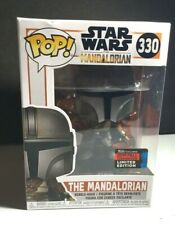 Funko Pop Star Wars The Mandalorian NYCC 2019 Fall Convention Exclusive Shared