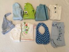 Baby Gap | John Lewis | Mothercare Baby Boy 0-3 Months Clothes Bundle <N914