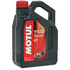 Motul Synthetic Ester 4T Motor Oil 10W-40 4 Liter 7100  - 104092