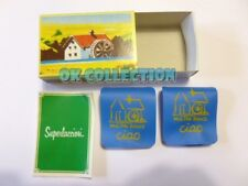 MULINO BIANCO scatolina anni '80_ SUPERLACCIOSI blu chiaro (sorpresina 53)
