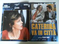 """#LOCANDINA FILM """"CATERINA VA IN CITTA'"""" (C)"""