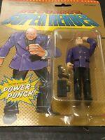 VINTAGE 1989 LEX LUTHOR FIGURE DC COMICS SUPER HEROES TOY BIZ MOC