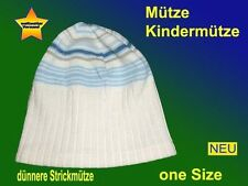 Bonnet - pour enfants - intermédiaire ( mince) Taille Unique ca.gr.2-3 NEUF