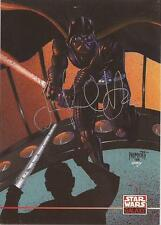 Star Wars Galaxy 4 - Jimmy Palmiotti Auto / Autograph Card #258