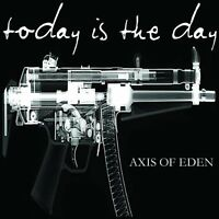 Today Is the Day-Axis Of Eden CD   New