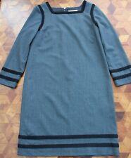 Jaeger Wool Dress size 10 UK Grey