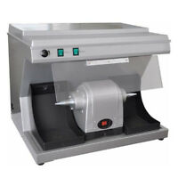 CE Dental Polishing Polisher Unit Vacuum Built-in Suction Dust Collector Machine