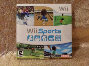 Wii Sports (Wii, 2006) BRAND NEW, SEALED Original Game Nintendo