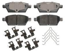 Disc Brake Pad Set-Ultra-Premium OE Replacement Rear ADVICS AD1161