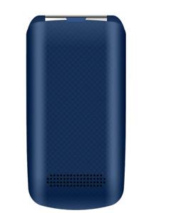 "ONDA C5 DISPLAY 2.8"" DUAL SIM VIVAVOCE FLIP PHONE/CLAMSHELL SLIM DESIGN BLU"