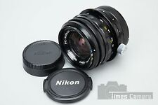 Nikon PC Nikkor 35mm f/2.8 Manual Focus Shift Lens, Nippon Kogaku