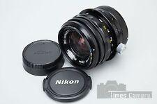 *Mint*Nikon PC Nikkor 35mm f/2.8 Manual Focus Tilt Shift Lens, Nippon Kogaku