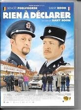 DVD ZONE 2--RIEN A DECLARER--DANY BOON/BENOIT POELVOORDE/VIARD/DAMIENS/GOURMET