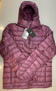 Rapha Explore Down Jacket Plum Size Large Brand New With Tag