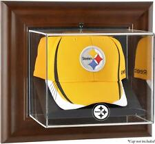 Pittsburgh Steelers Brown Framed Baseball Cap Case - Fanatics