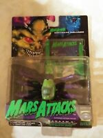 New Trendmasters Topps 1996 Mars Attacks S.A.D.A..A.M.A Superflex Action Figure