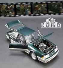 GREEN 1991 FORD MUSTANG GT GMP 1:18 SCALE DIECAST MODEL - PRE ORDER