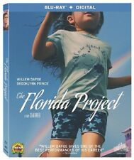 Florida Project 02/18 (used) Blu-ray Only Disc Please Read