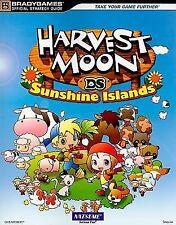 Harvest Moon: Sunshine Islands Official Strategy Guide (Official Strategy Guides