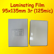 POLARIS Laminating Film 3r 125mic