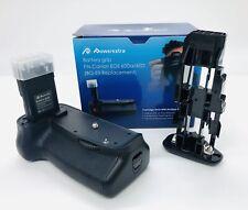Powerextra BG-E9 Vertical Battery Grip Replacement for Canon EOS 60D/60Da