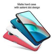 Cover Custodia Originale Nillkin Xiaomi Redmi Note 9T 5G Rigid Opaco Matt Strong
