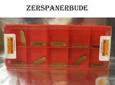 10 Wendeplatten N123E2-0239-0002-GM 4225 SANDVIK Stechdrehen Neu mit Rechnung